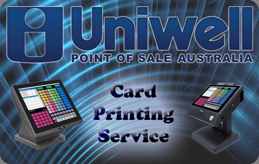 Uniwell Point of Sale RFID