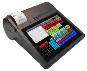 Uniwell Newcastle Gosford Uniwell4POS All-in-One POS HX-2500-PRD #compactposwithoutcompromise #uniquelyuniwell