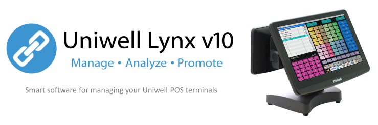 Uniwell Lynx POS management software for Newcastle, Hunter Valley, Central Coast venues